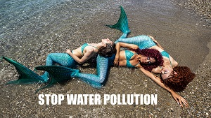 STOP WATER POLLUTION! – SU KİRLİLİĞİNE SON!